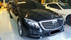 Sewa Mercedes Benz S-Class
