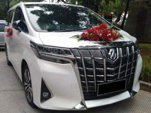 Rental Mobil Pengantin Jakarta